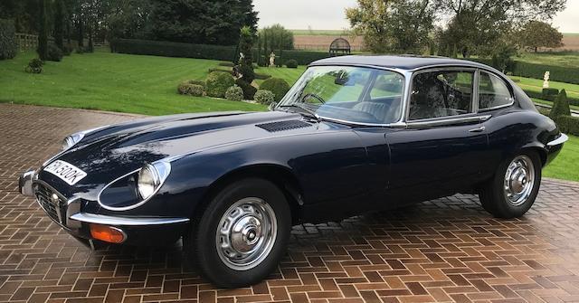 1972 Jaguar E-Type  Chassis no. 1551169BW