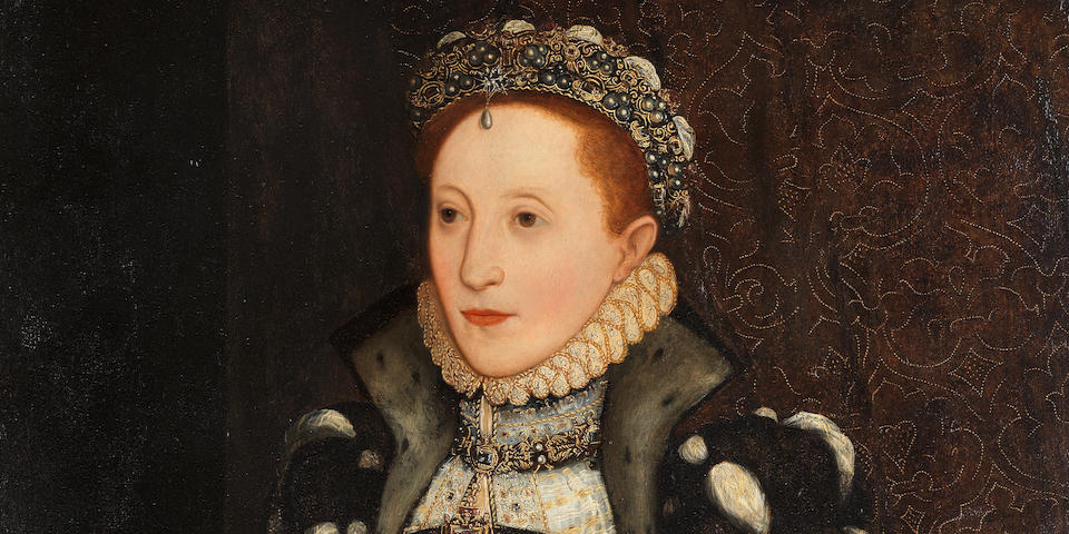 Newly Discovered Portrait of Elizabeth I Reigns Supreme at Old Master Paintings Sale
