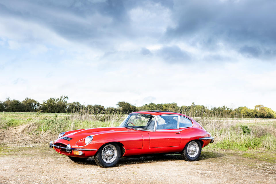 1969 Jaguar E-Type Series II 2+2 Coupé  Chassis no. 1R 35462