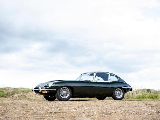 1970 Jaguar E-Type Series II  Chassis no. P1R43555BW
