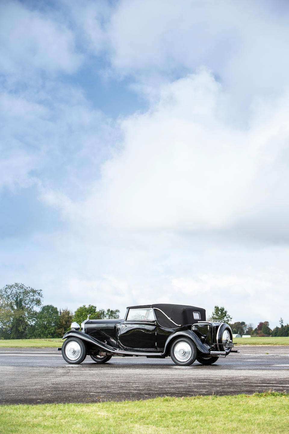 1933 Rolls-Royce 20/25hp Owen Sedanca Three-Position Drophead Coupé  Chassis no. GEX28
