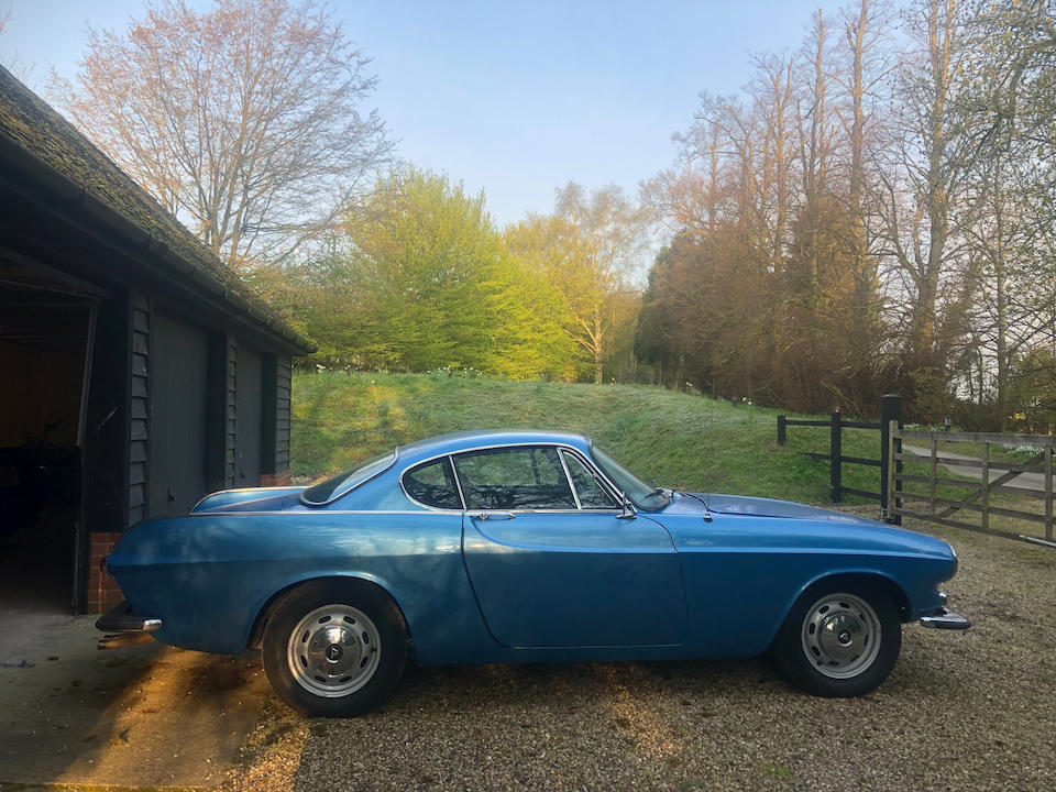 1967 Volvo P1800S Coupé  Chassis no. 1834S1027266