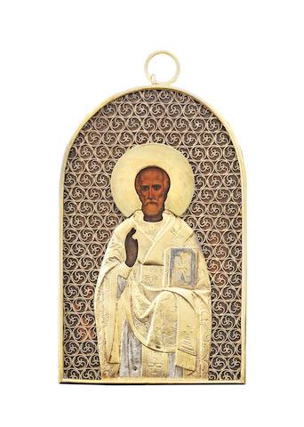 St Nicholas Russia, early 20th century
