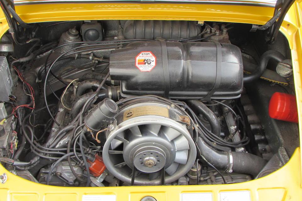 1973 Porsche 911  Chassis no. 9113102672