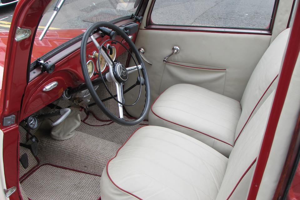 1949 Mercedes-Benz V170  Chassis no. WDB13601014908