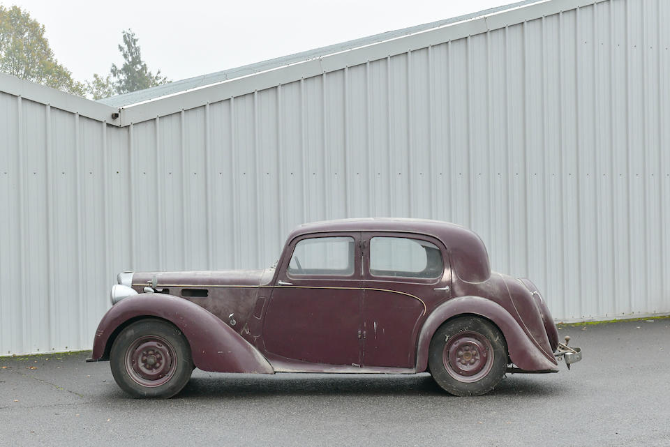 1949 Alvis TA14 Sports Saloon Project  Chassis no. 23009
