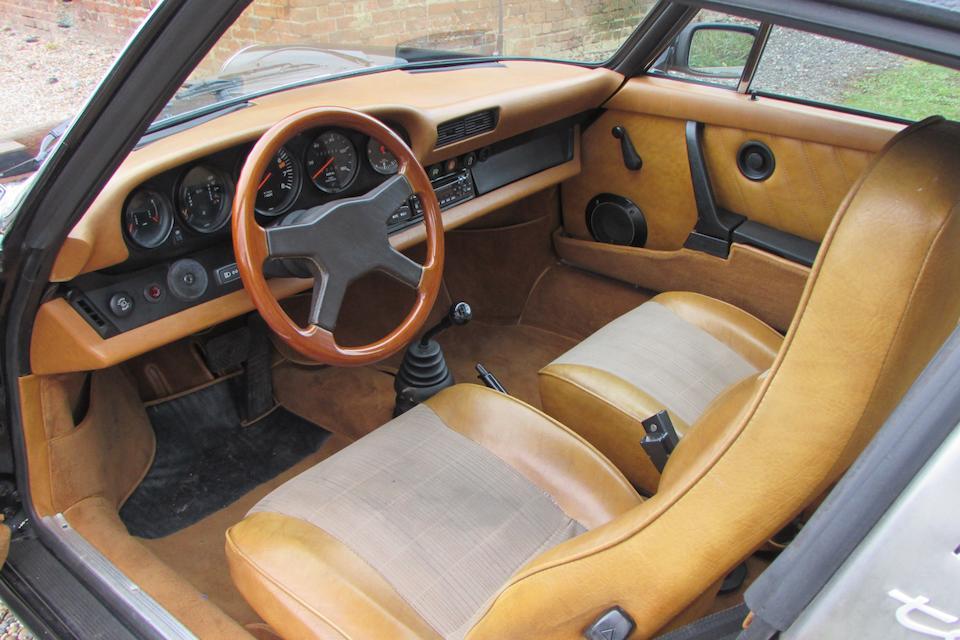 1977 Porsche 911 S Targa   Chassis no. 9117212342