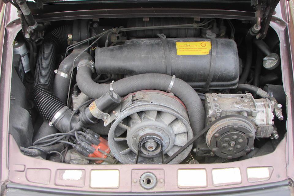 1982 Porsche  911SC  Chassis no. WP0AAA0914CS121250