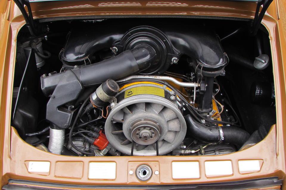 1973 Porsche 911T  Chassis no. 9113100215