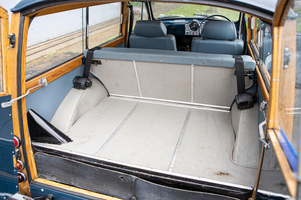 1969 Morris 1000 Traveller  Chassis no. MAW5D1261837
