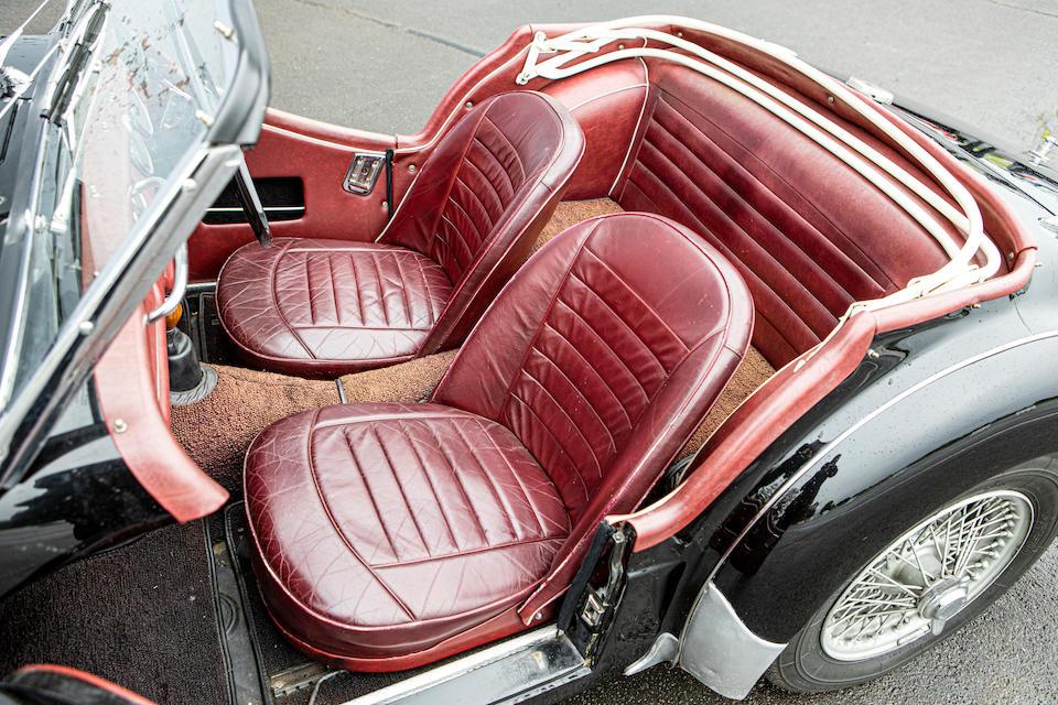 1960 Triumph TR3A  Chassis no. TS75199
