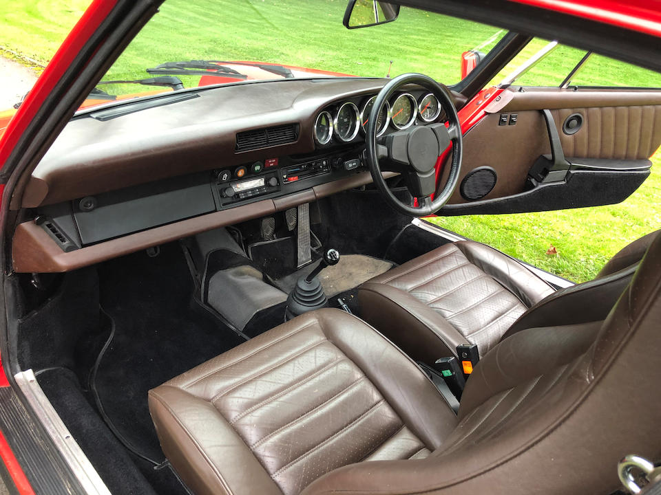 Property of a deceased's estate,c.1978  Porsche 911 SC 3.0-Litre Coupé  Chassis no. 9119302484
