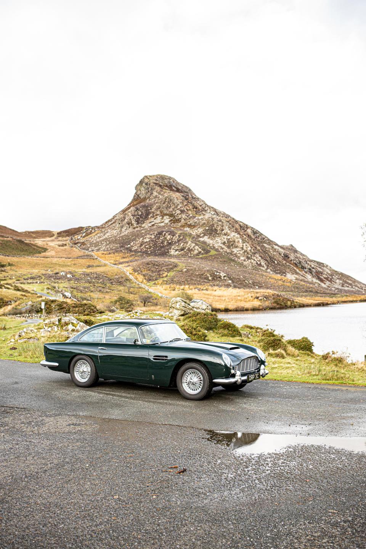 1965 Aston Martin DB5 Sports Saloon  Chassis no. DB5/2026/R