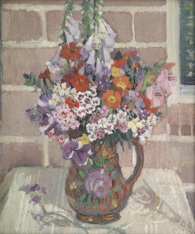 Margaret Preston (1875-1963) Bunch of Flowers, 1924