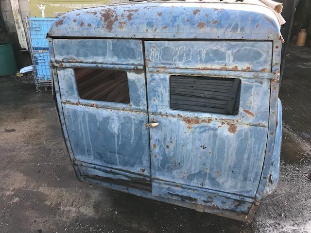 1937 DKW Van