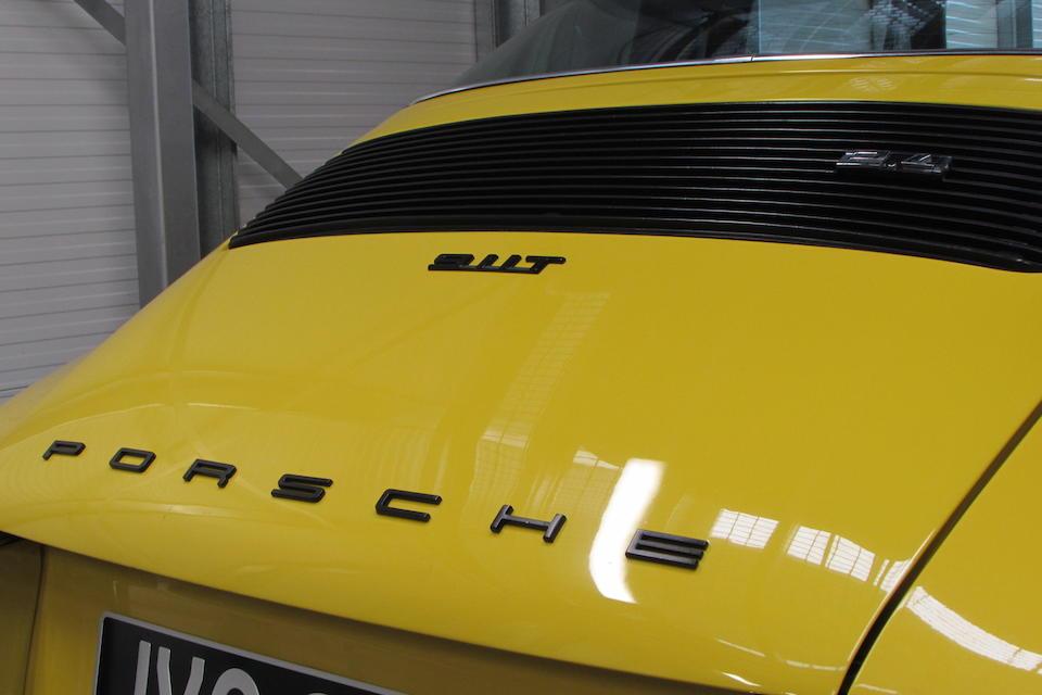 1973 Porsche 911 T Targa  Chassis no. 9113511492