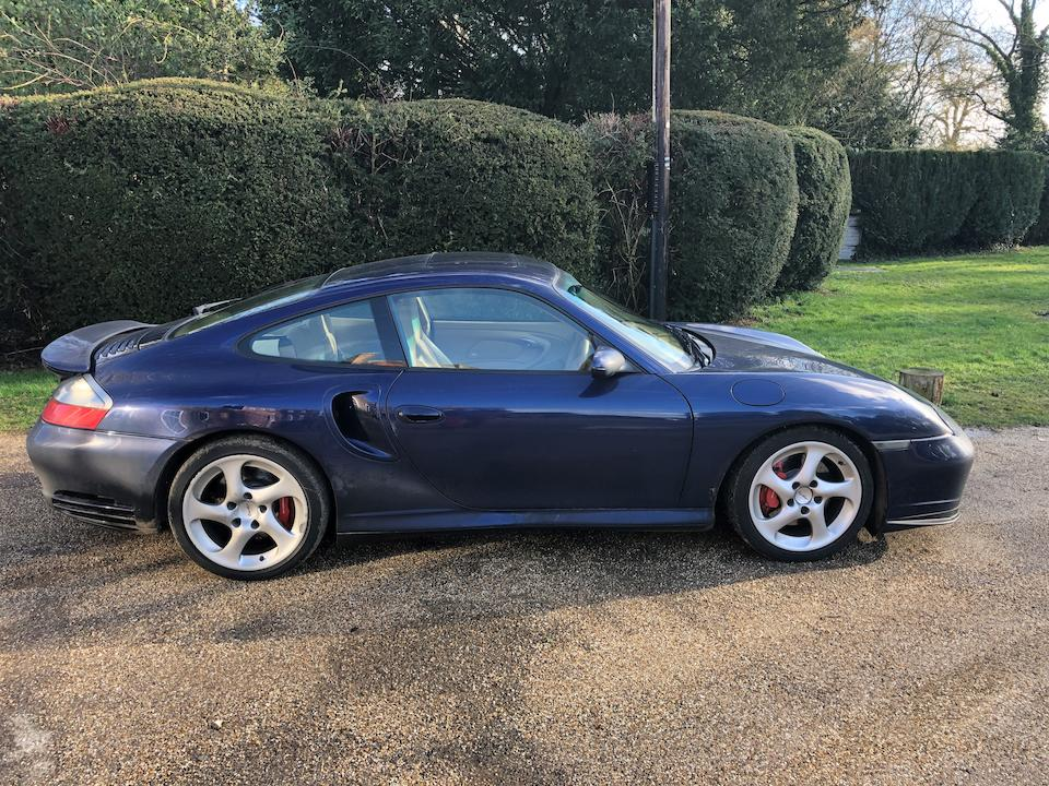 2002 Porsche 911 (996) Turbo  Chassis no. WP0ZZZ99Z2S683054