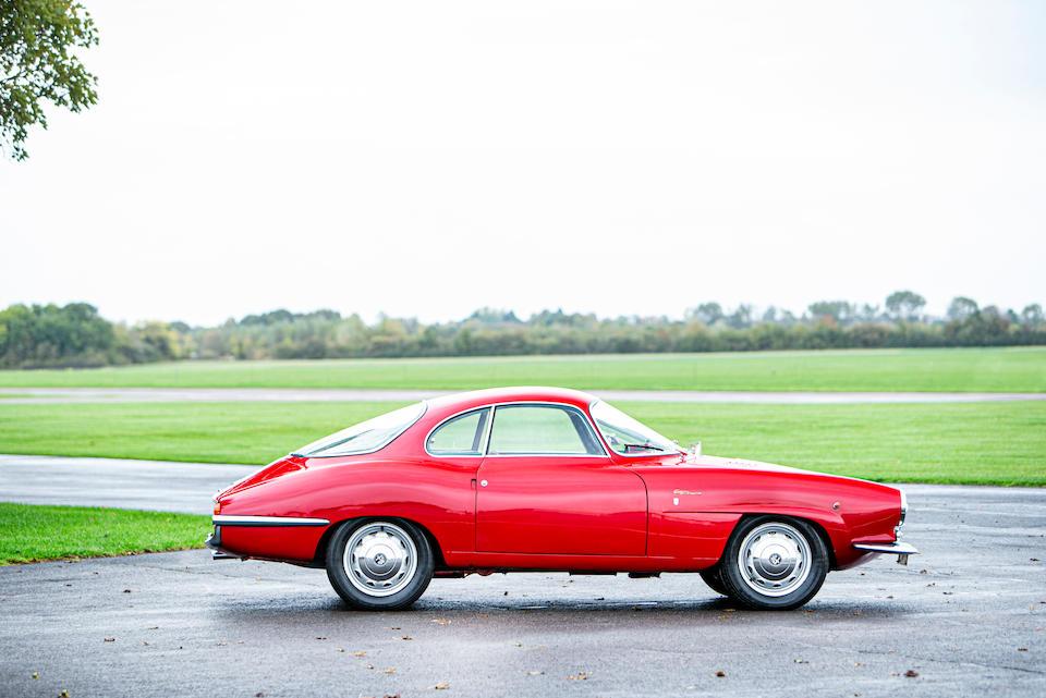 1961 Alfa Romeo Sprint Speciale  Chassis no. AR10120 00415