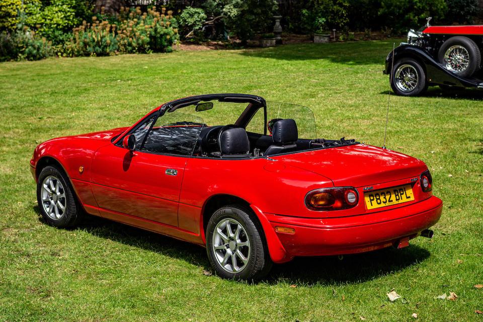 1996 Mazda MX5  Chassis no. JMZNA18C200310525