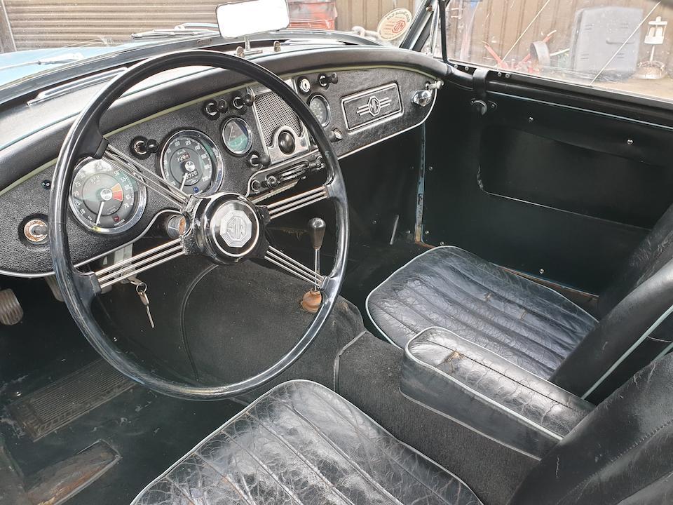 c.1962  MGA 1600 Mark II Roadster  Chassis no. GHNL2/101957