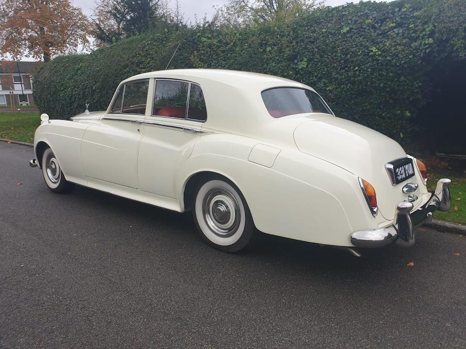 1962 Rolls-Royce Silver Cloud II  Chassis no. SAE423