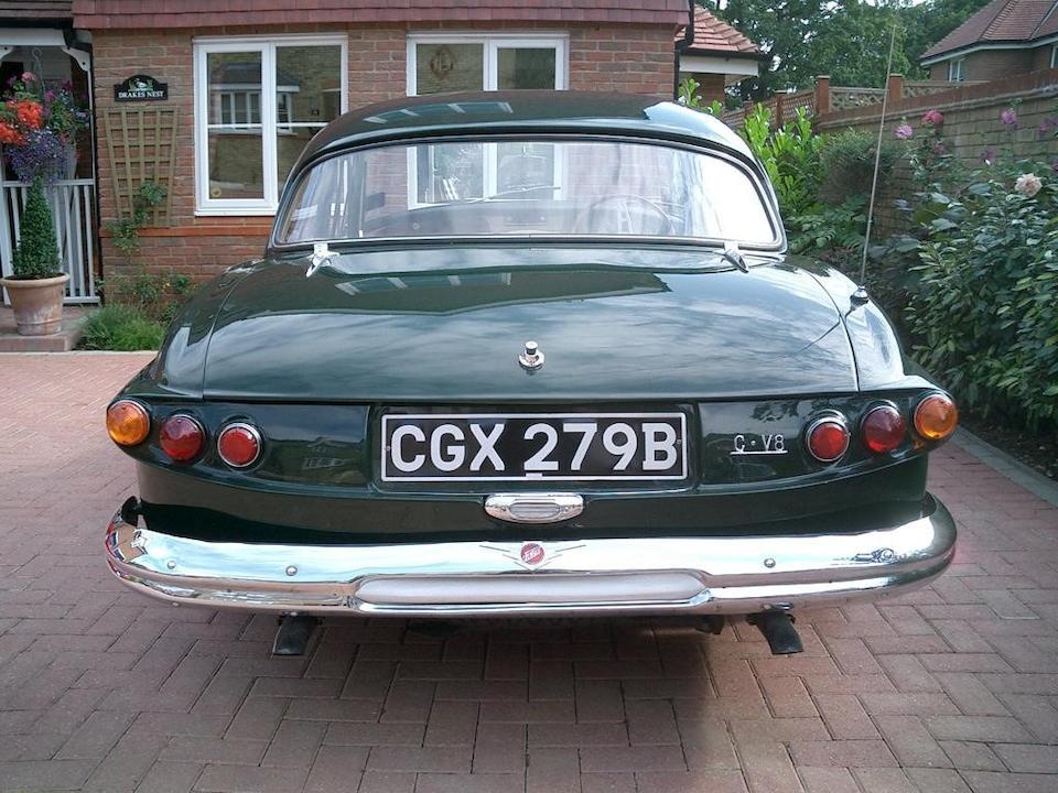 1964 Jensen C-V8 6.3-Litre Mark II Coupé  Chassis no. 1042197