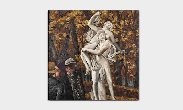 Natalia Nesterova (Russian, born 1944) The Rape of the Sabine Women