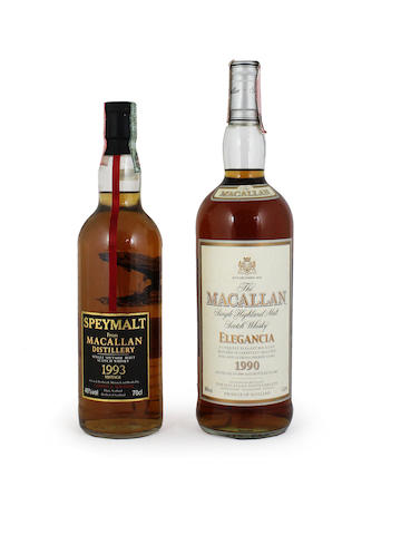 The Macallan Elegancia-1990 Speymalt Macallan-1993