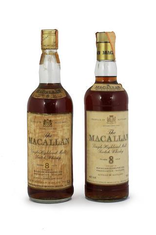 The Macallan-8 year old The Macallan-8 year old