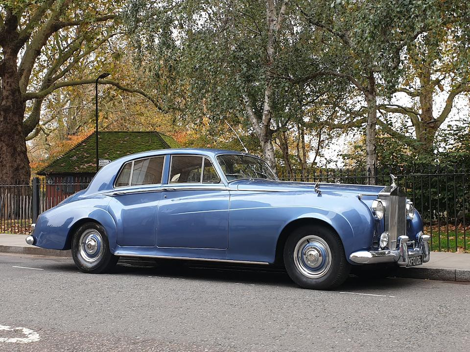 1956 Bentley S-Series Saloon  Chassis no. B55CM