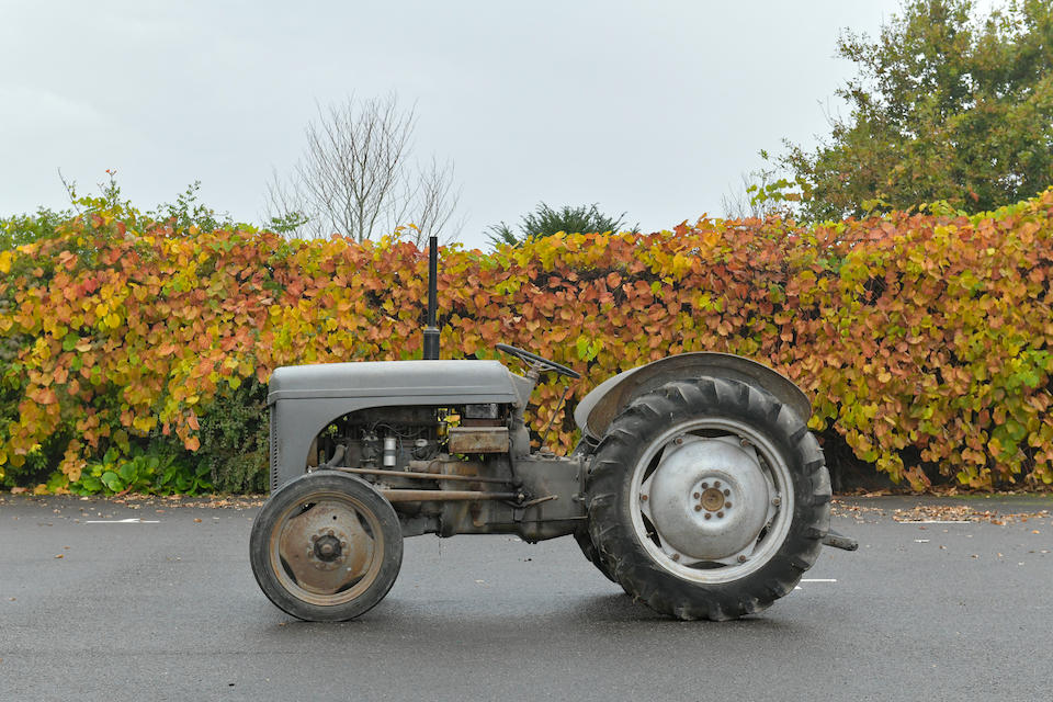 c.1948 Ferguson TE20 Tractor  Chassis no. to be advised