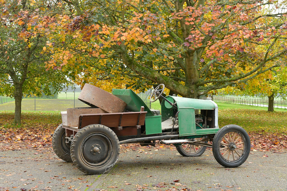 c.1928 Moxons Tractor  Chassis no. to be advised