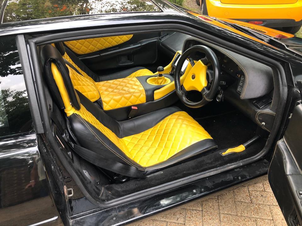 1989 Lotus Esprit Turbo Coupé  Chassis no. SCC082910KHD13407