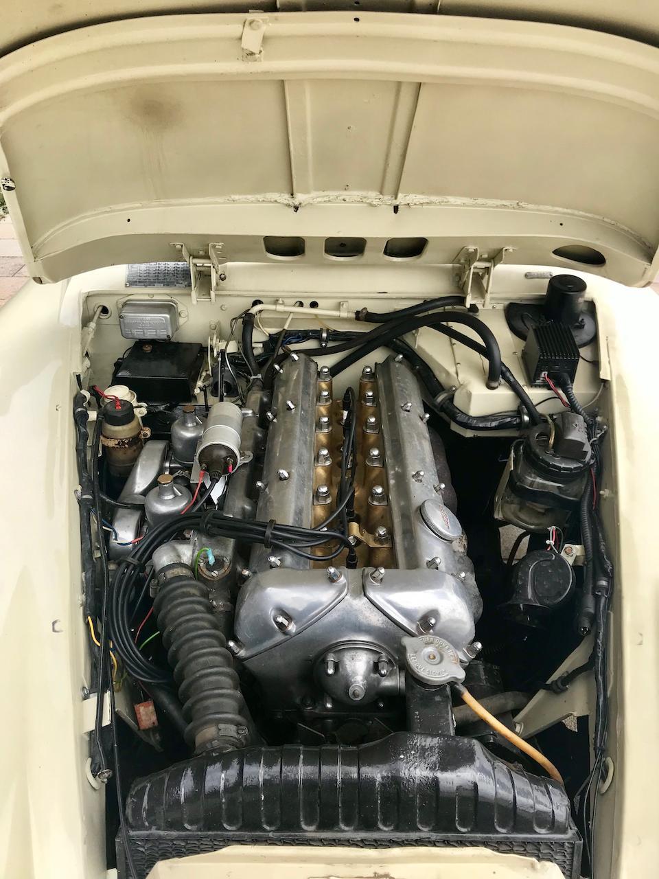 1960 Jaguar XK150 3.4-Litre Fixed-Head Coupé  Chassis no. S825200
