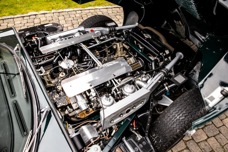 1973 Jaguar E-Type Series III V12 Roadster  Chassis no. 1S2023
