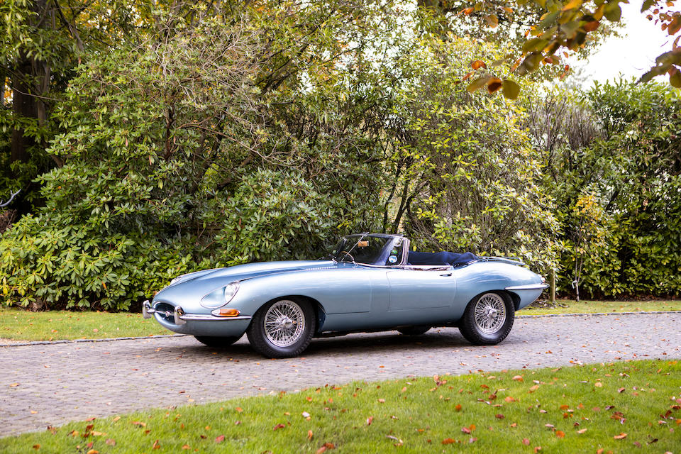 1967 Jaguar E-Type 4.2-Litre Series I½ Roadster  Chassis no. 1E1915