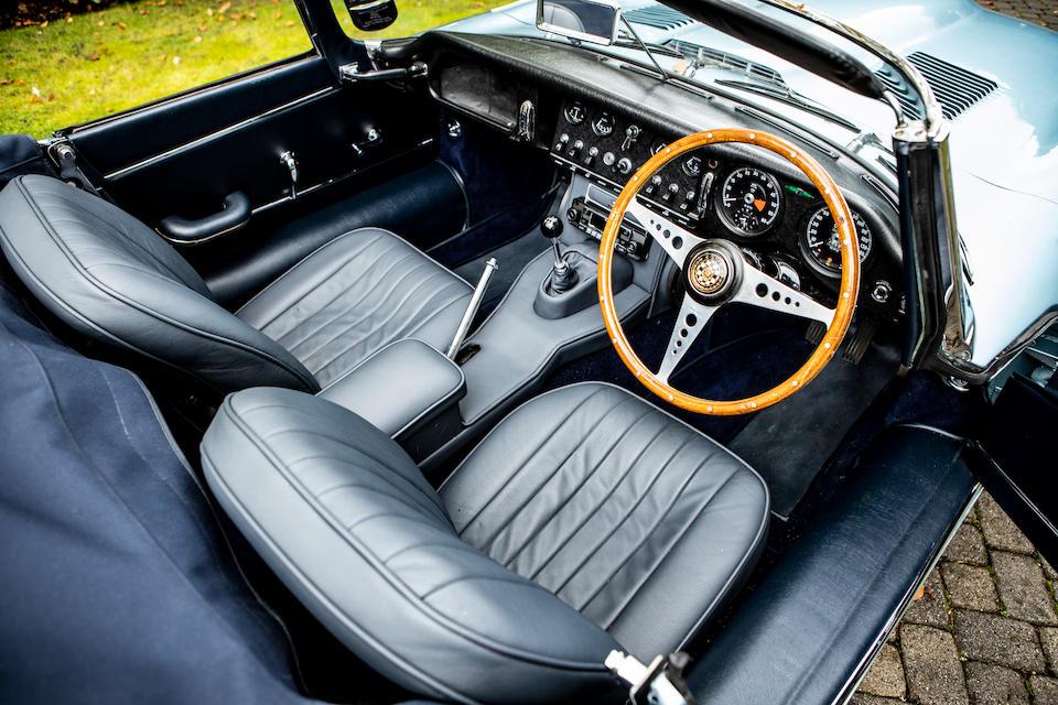 1967 Jaguar E-Type 4.2-Litre Series I½ Roadster  Chassis no. 1E1915