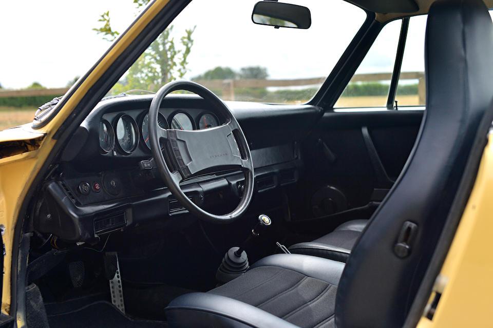 1975 Porsche 911S 2.7-Litre Coupé  Chassis no. 9115201218