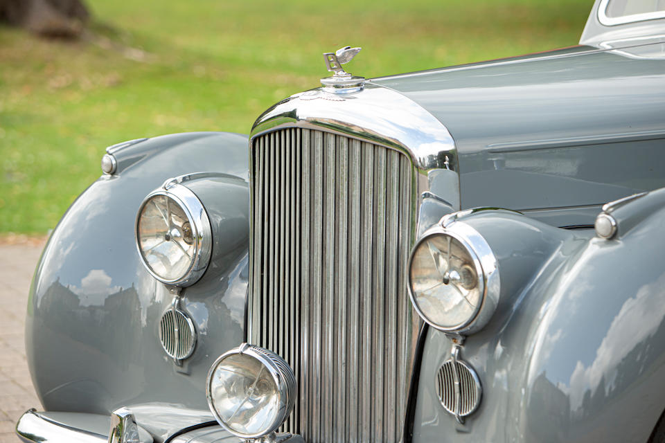1949 Bentley Mark VI 4¼-Litre Saloon  Chassis no. B250EY