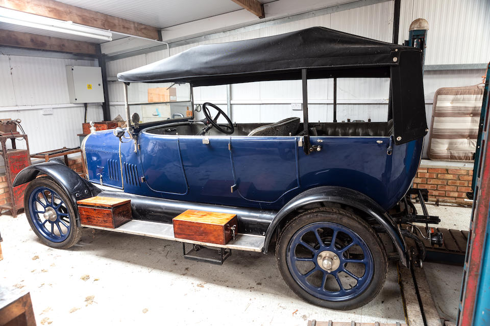 From the estate of the late Brian Moore,1922 Morris Oxford 11.9hp Light Tourer  Chassis no. 12636