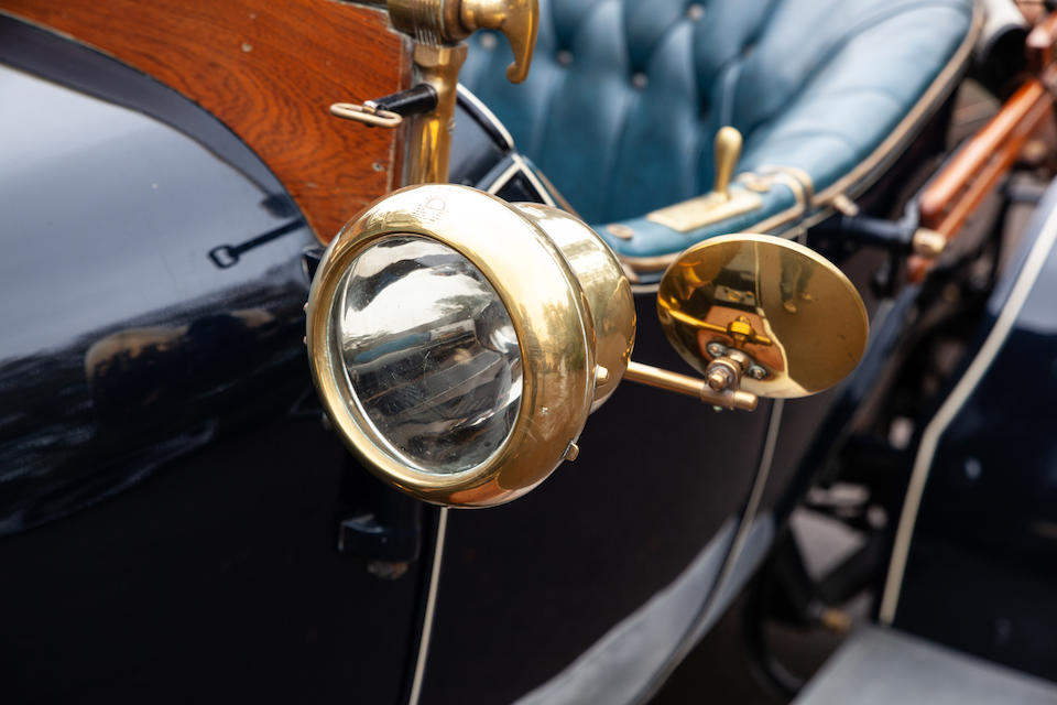 From the estate of the late Brian Moore,1916 Sunbeam 16hp Two-Seater Tourer  Chassis no. 11208