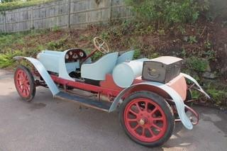 1912 Mors 2½-Litre Décapotable Project  Chassis no. 12124