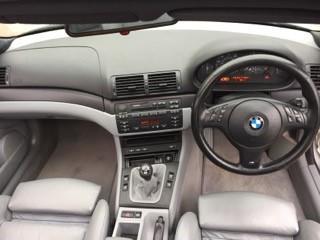 2001 BMW 325CI M Sport   Chassis no. WBABN32000JW32951