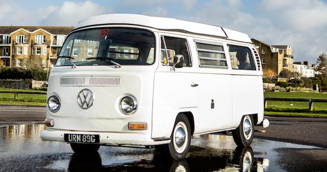 1969 Volkswagen Westfalia Caravanette  Chassis no. 239136287