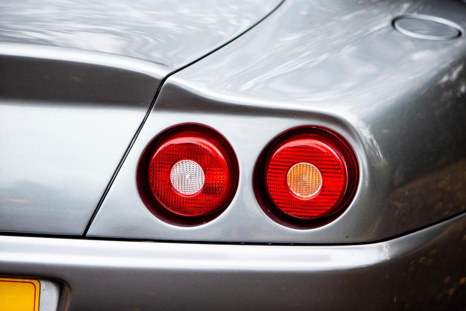 2001 Ferrari 550 Maranello Coupé  Chassis no. ZFFZR49C000122982