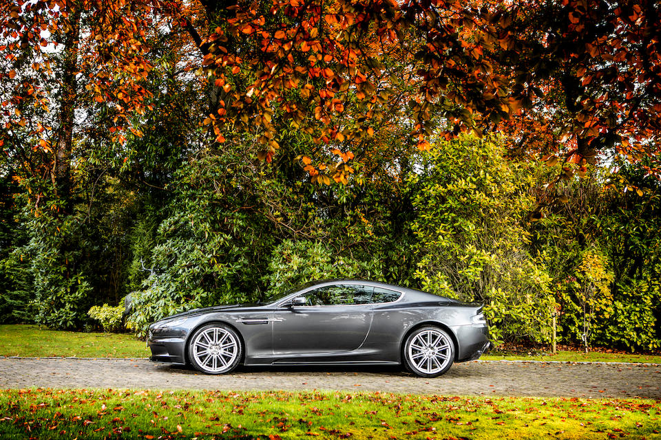 2009 Aston Martin DBS Coupé  Chassis no. SCFAA05D49GE00665