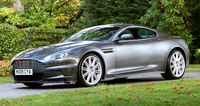 2009 Aston Martin DBS Coupé  Chassis no. SCFAA05D49GE00665