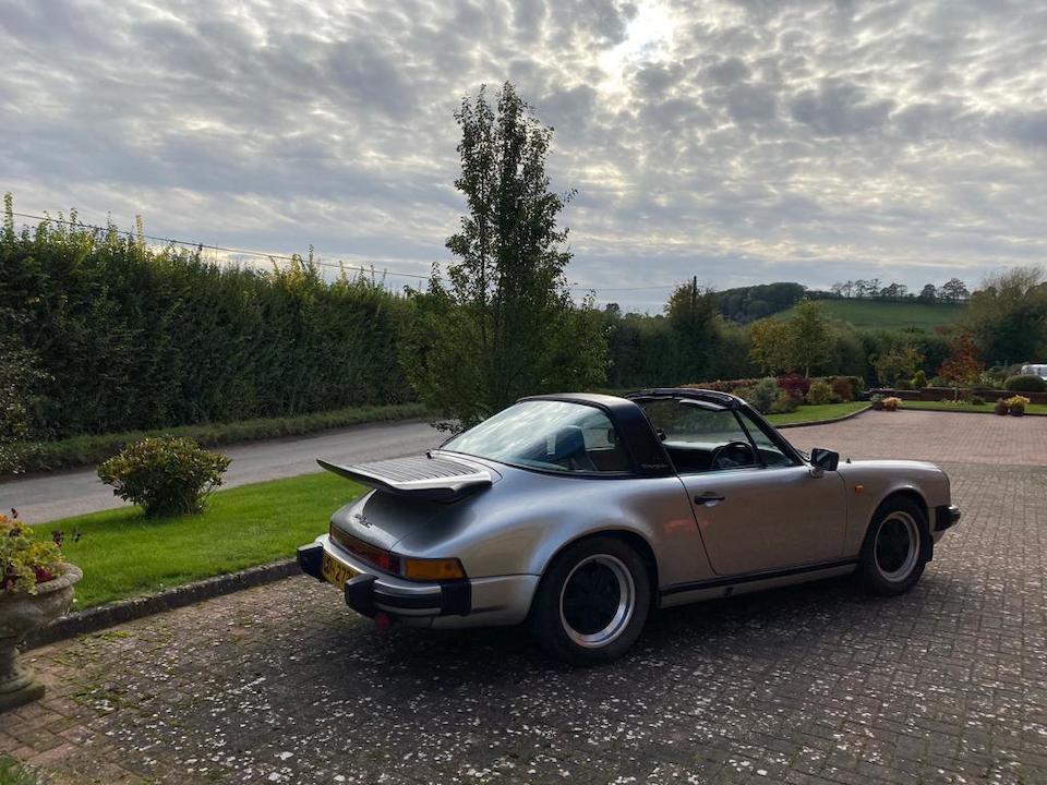 The BEC Collection ,1981 Porsche 911 Targa SC  Chassis no. WP0ZZZ91ZBS140726