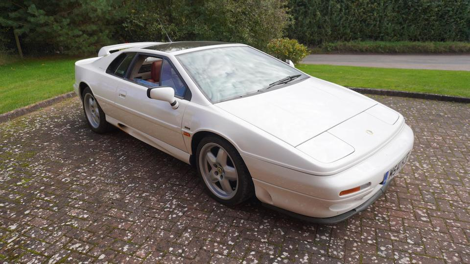 The BEC Collection,1994 Lotus  Esprit  Chassis no. SCC082910RHA61257