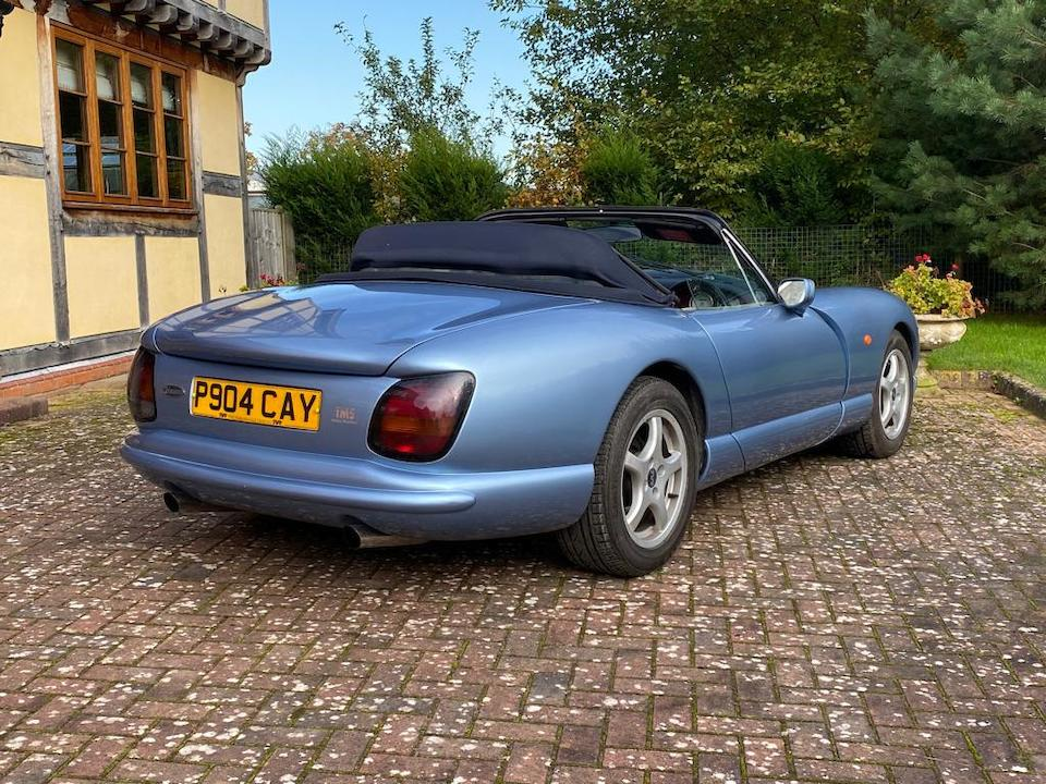 The BEC Collection,1996 TVR Chimaera  Chassis no. SDLDCC4PXTK012104
